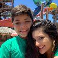 Mileide Mihaile é mãe de Y hudy, fruto do relacionamento com Wesley Safadão