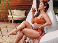 Mileide Mihaile ganha comentário de namorado em clique de biquíni: 'Minha gata'