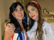 Mulher de Alok, Romana impressiona por semelhança com a mãe em foto: 'Irmãs?'