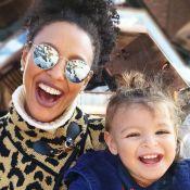 Filho de Sheron Menezzes chama atenção em foto na web: 'Tá enorme, cara da mãe'
