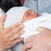 Filho de Meghan Markle e Harry, Archie Harrison conhece a rainha Elizabeth II