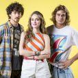 Manu (Isabelle Drummond) seduzirá Jerônimo (Jesuíta Barbosa) para ajudar João (Rafael Vitti) na novela 'Verão 90'