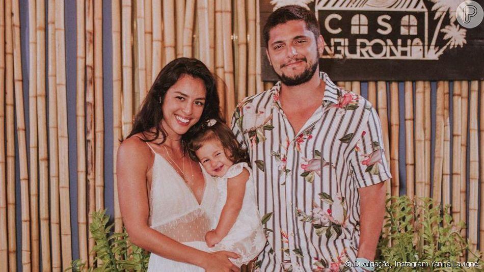 Yanna Lavigne e Bruno Gissoni se mudaram para luxuosa casa no Joá avaliada em R$ 1,7 milhão, informa a colunista Fabia Oliveira, do jornal 'O Dia'