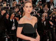 Marina Ruy Barbosa aposta em look clássico em première no Festival de Cannes