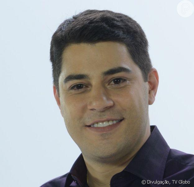 Evaristo Costa e Padre Fábio de Melo ironizaram a notícia de que o jornalista voltaria para a Globo, nesta quarta-feira (22), no Instagram.
