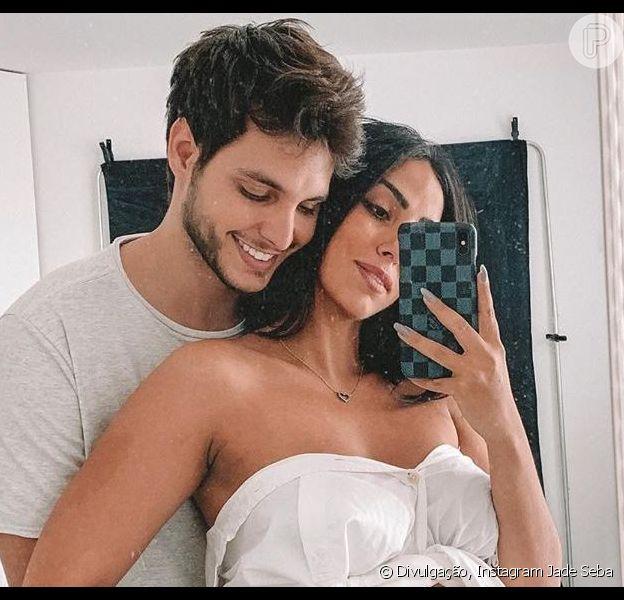 Filho de Jade Seba e Bruno Guedes nasceu nesta quinta-feira (23), em maternidade no Rio de Janeiro.