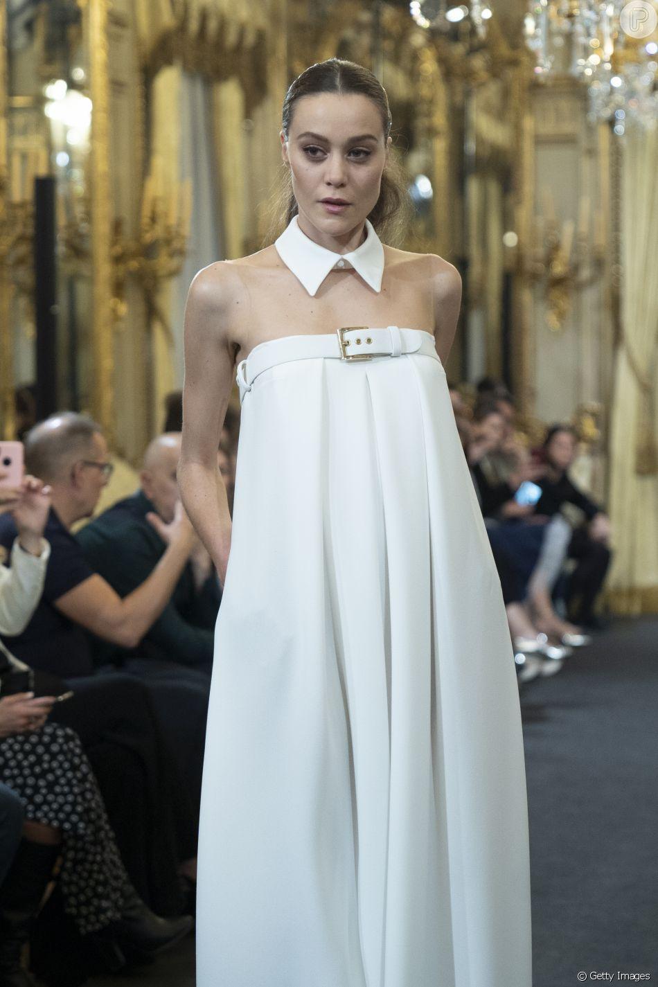 Tomara que caia minimalista com golinha da Santos Couture