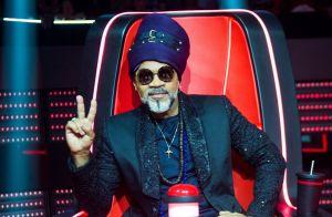 Mudança! Carlinhos Brown dá lugar a Iza na 8ª temporada do 'The Voice Brasil'