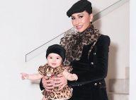 Fofura de oncinha! Sabrina Sato e Zoe encantam a web ao combinar look com trend