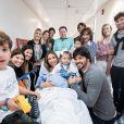 Patricia Abravanel é casada com deputado federal Fabio Faria, com quem tem 3 filhos