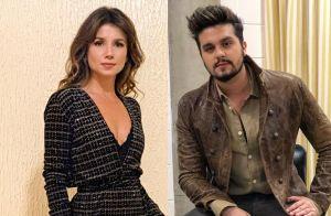 Paula Fernandes não cantará 'Juntos' com Luan Santana em DVD: 'Coração partido'