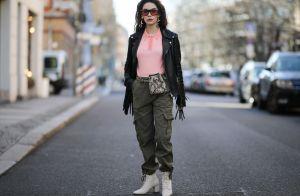 8 jeitos de usar a calça cargo, modelo queridinho neste inverno