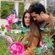 Luan Santana vê amadurecimento de namoro de 11 anos com Jade Magalhães, como destacou nesta quarta-feira, dia 12 de junho de 2019