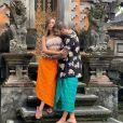 Anitta e Pedro Scooby assumiram namoro  em Bali, na Indonésia, em maio de 2019