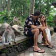 Namorando Anitta, Pedro Scooby falou que tem trabalhado muito no Brasil