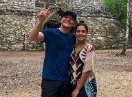 Thais Fersoza manda recado sobre filhos após aventura com Teló no México. Vídeo!