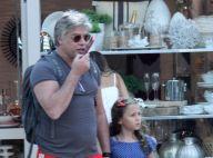 Filha de Fabio Assunção, Ella Felipa põe o pai para dançar Jonas Brothers. Vídeo