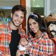 Pai de Zion e namorado de Jade Seba, Bruno Guedes admitiu ao Purepeople ter dificuldade para decorar datas
