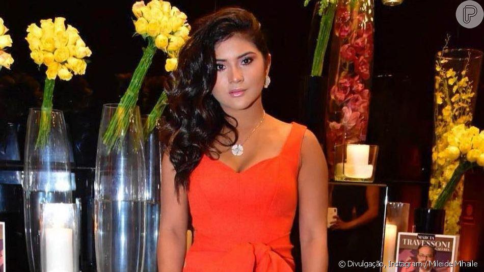Mileide Mihaile aguarda nova data de audiência em ação com Wesley Safadão, de acordo com comunicado emitido por sua assessoria.