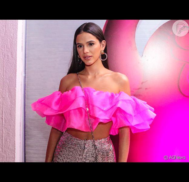 Bruna Marquezine participa do after party do prêmio MIAW MTV 2019