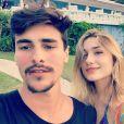 Sasha e Bruno Montaleone terminaram o namoro dem junho deste ano