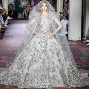 As tendências para looks de noiva vindas das passarelas da Alta-Costura