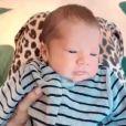 Gabi Brandt se gaba com beleza e fofura do filho recém-nascido: 'Eu que fiz'
