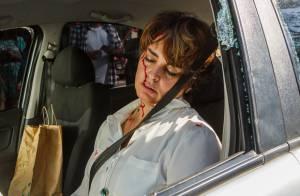'Império': veja fotos do acidente que deixa Beatriz entre a vida e a morte