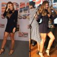 Look Givenchy e samba no pé: Grazi Massafera brilha em coletiva de 'Bom Sucesso' nesta segunda-feira, dia 15 de junho de 2019