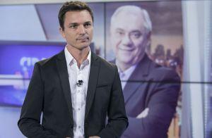 Filho de Marcelo Rezende é comparado ao pai após envelhecer rosto em app. Veja!