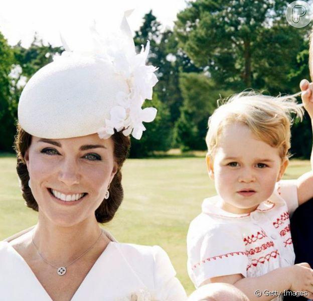 Kate Middleton e Príncipe William compartilham novas fotos do Príncipe George por aniversário de 6 anos nesta segunda-feira, dia 22 de julho de 2019