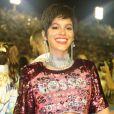Bruna Marquezine chamou atenção ao curtir camarote da sapucaí, no Carnaval, com peruca lace joãozinho