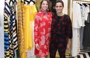Agatha Moreira faz amarração criativa ao aliar tênis a vestido em evento. Fotos!