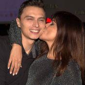 Mara Maravilha troca carinhos com o noivo em show de Ana Carolina. Fotos!