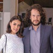 Namorados, Paloma Bernardi e Dudu Pelizzari prestigiam premiação em SP. Fotos!