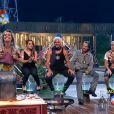 'Equipe Ovelha' ganha imunidade por causa de Poder da Chave de Andréia Sorvetão