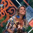 Andréia Sorvetão ganha carro ao abrir envelope vermelho em 'A Fazenda 7'