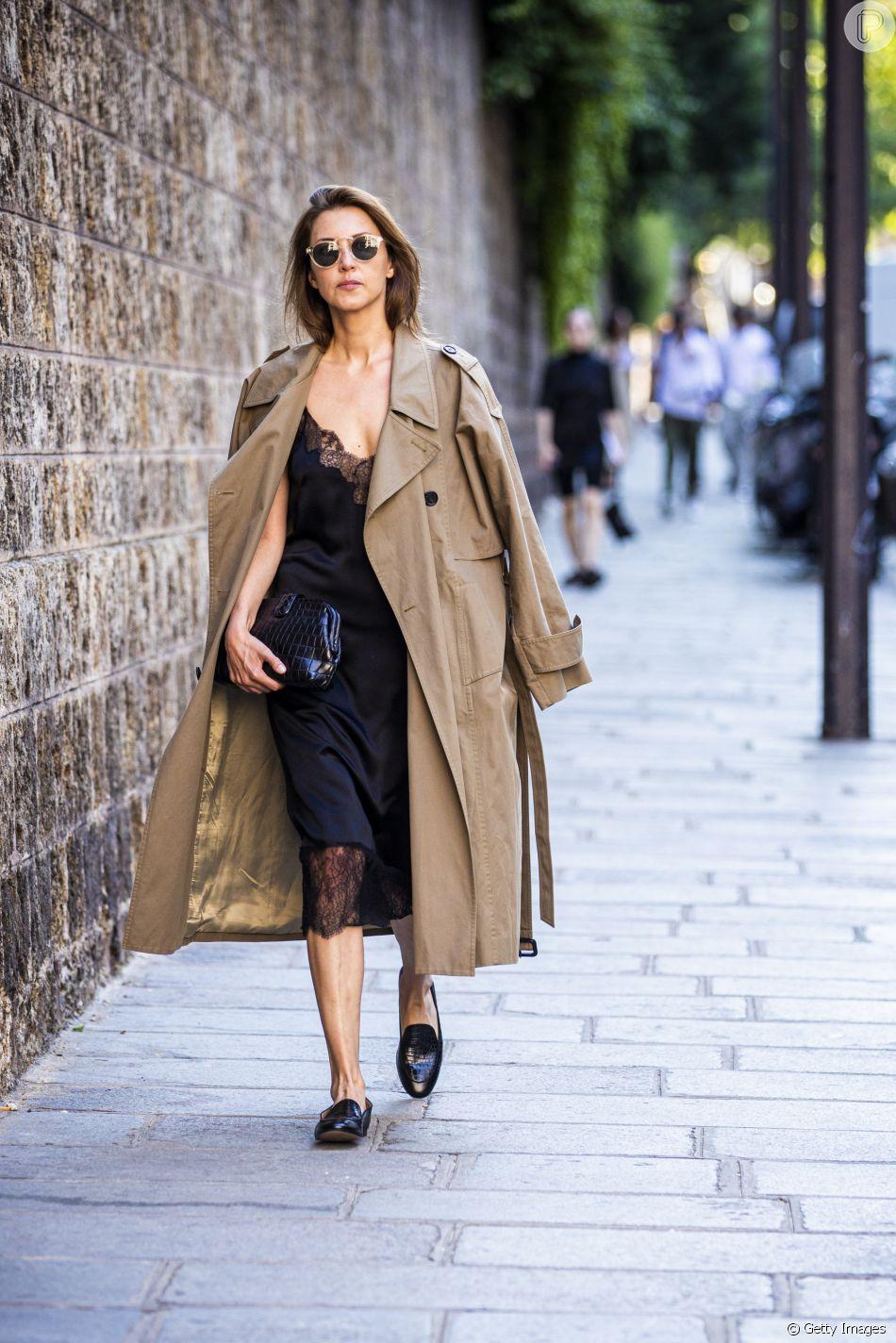 Peças que nunca saem de moda: o trench coat é aquele investimento para a vida toda