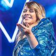 Marilia Mendonça aposta em drenagem linfática para reduzir inchaço na gravidez
