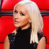 Christina Aguillera retorna ao 'The Voice' em 2015 após Gwen Stefani