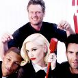 'The Voice USA' tem Blake Shelton, Gwen Stefani, Pharrell Williams e Adam Levine como jurados
