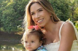 Patricia Abravanel detalha personalidade da filha, Jane: 'Do contra e arteira'