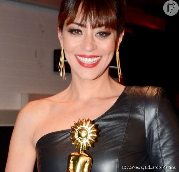 Famosos recebem prêmios e celebram o fim do Festival de Cinema de Gramado, neste sábado, dia 24 de agosto de 2019