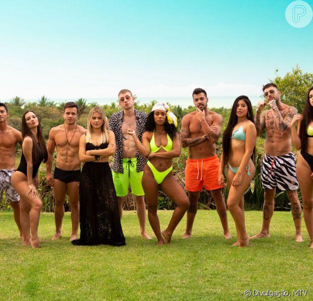 Reality show da MTV Brasil lança edição apenas com famosos, o 'De Férias Com o Ex: Celebs'