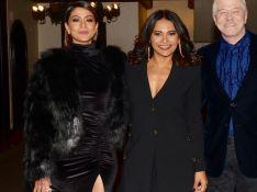 Carol Castro, Dira Paes e Danielle Winits apostam em looks com trends em Gramado