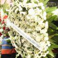 Fernanda Young foi enterrada em São Paulo neste domingo, 25 de agosto de 2019