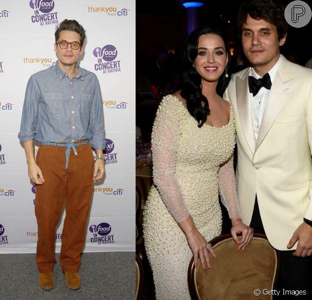 Katy Perry termina namoro com John Mayer, segundo site americano