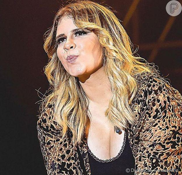 Marilia Mendonça lamenta julgamentos na web nesta terça-feira, dia 03 de setembro de 2019
