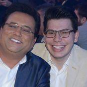 Filho de Geraldo Luís surpreende por semelhança com Silvio Santos: 'Igualzinho!'