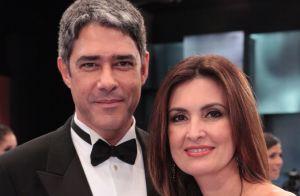 Fátima Bernardes resume relação com Bonner após separação: 'Contato natural'